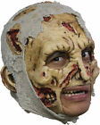 ADULT DELUXE ZOMBIE CHINLESS LATEX FULL HALLOWEEN MASK COSTUME TB27533