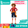 Anime One Piece Luffy Action Figure Interchangeable face PVC Model Toys Gift NEW