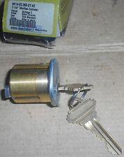 GMS 1-1/4 Mortise Lock Cylinders  SC-1 Schlage Keyway m114-sc-26d-st-a2 w/keys