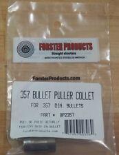 Forster Bullet Puller Collet .357-(BP2357) NEW in Package