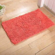 Microfiber Bathroom Mat Nonslip Rugs Home Living Room Bedroom Carpet Absorbent