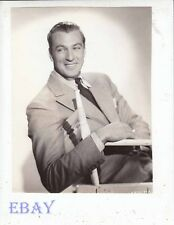 Gary Cooper bright sexy smile VINTAGE Photo