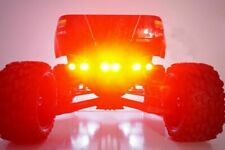 LED Headlamps & Rear Taillight+Light Bracket For TRAXXAS X-MAXX Crawler Car Part