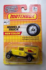Matchbox Model A Truck MB38 1990