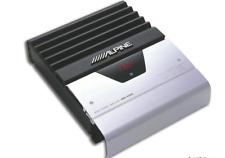 Alpine V12 Mono Mrd-M300 Power Amplifier - Old School Amp - In Original Box