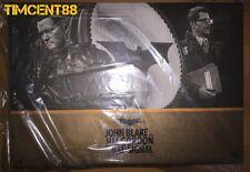 Ready! Hot Toys Batman Dark Knight Rises 1/6 John Blake Jim Gordon Bat Signal