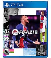 FIFA 21 Standard Edition - PlayStation 4, PlayStation 5 - EA Sports SONY PS4 PS5
