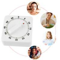Eieruhr Kurzzeitmesser Timer Küchenwecker Stoppuhr 60 Min Analog Mechanisch DE