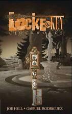 LOCKE & KEY VOL #5 HARDCOVER CLOCKWORKS Joe Hill IDW Horror Comics HC