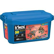 Knex 50 Model Big Value Bucket