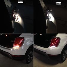 LAMPADA LUCE RETROMARCIA 15 LED P21W BA15S CANBUS FIAT 500X 6000K NO ERROR