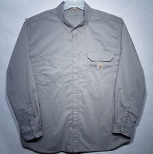 Carhatt Force Men's Sz XXL Light Weight Long Sleeve Shirt