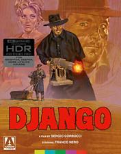 PB WESTERNS-DJANGO + TEXAS ADIOS (4K UHD/BLU-RAY COMBO) (US IMPORT) DVD NEW