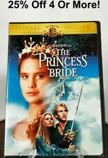 The Princess Bride (Dvd, 2001)~25% Off 4 Or More!
