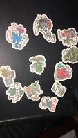 PROP 215 WEED STICKERS LOT OF 128 !!! You Can Put Laptops, Skateboards, Walls