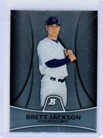 2010 Bowman Platinum Prospects #PP16 BRETT JACKSON RC Rookie (Cubs) NM