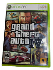Grand Theft Auto 4 Xbox 360 Grand Theft Auto IV Great Condition