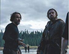 Leonardo DiCaprio * The Revenant * Hand Signed 8x10 Photo COA Proof Oscar Winner