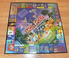 Replacement OEM Game Board Only For Disney Character Version Monopoly *READ*