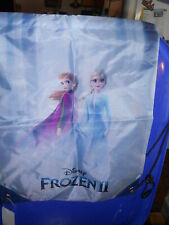 Disney Cinch Sac Backpack (new) FROZEN II - ELSA AND ANNA