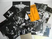 Lote 24 Foto Original Opera a Staatstheater Darmstadt Alemania 1978
