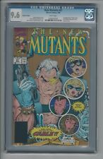 The New Mutants #87 2nd Print Marvel 1st Appearance Cable X-Force Deadpool X-Men