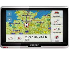 Becker Transit 6 LMU Navigationssystem
