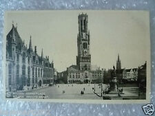 Postcard Bruges- Grand' Place, No.1