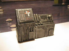Star Wars Custom Cast Award Winning Stand Up Console Panel Diorama 3.75 Scale
