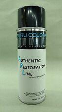 Guru Colors 11oz genuine automotive aerosol PAINTS PERFECTED  Satin Jet Black