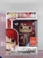 Funko POP! WWE Asuka #56 Vinyl Figure - 2018 Summer Convention Limited Ed A05