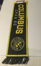 Columbus Crew SC Soccer MLS Official Wool Heritage Banner by Winning Streak