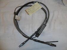 AUSTIN METRO 1.1 1.3 MG AND TURBO GENUINE HANDBRAKE CABLE 1980-84