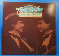 EVERLY BROTHERS REUNION CONCERT 2X LP 1983 ORIGINAL GREAT CONDITION! VG++/VG+!!