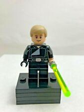 Authentic Lego Star Wars Minifigure Luke Skywalker  # 10236