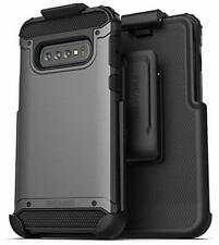 Encased Galaxy S10 Belt Clip Holster Case (2019 Scorpio Armor) Ultra Protective