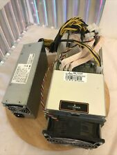 Antminer S9 NOT tested As Is Sell Powers Up With Power Supply