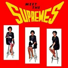 "SUPREMES  ""MEET THE SUPREMES"" -""Bar-Stool Cover""~""RUMBLE LABEL"" -""SEALED  LP!!!"