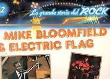 MIKE BLOOMFIELD ELECTRIC FLAG OTIS SPANN disco LP 33 GRANDE STORIA ROCK 62