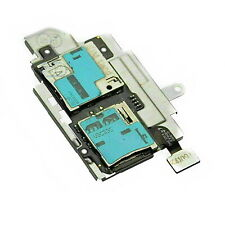 For Samsung Galaxy S3 I9300 SIM Card Holder Micro SD Memory Slot Reader Flex