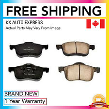 FRONT CERAMIC BRAKE PADS FOR VOLVO XC70 2003 2004 2005 2006 2007 D794