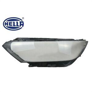 VW PASSAT B8 LEFT Headlight Headlamp Lens Cover FOR Volkswagen OEM NEW 16-18