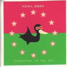 (CN790) Howl Griff, Sharkfins In The Sky - 2012 DJ CD