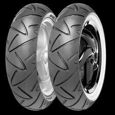 Continental 'CONTI TWIST' Scooter Tyre Pair 130/70-12 & 120/70-12 VESPA GTS GTV