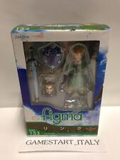 THE LEGEND OF ZELDA SKYWARD SWORD ACTION FIGURE LINK 14 CM FIGMA NEW