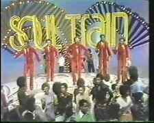 THE SPINNERS ON SOUL TRAIN 1972 To 1976 ROCK N ROLL DVD