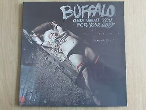"""BUFFALO """"ONLY WANT YOU FOR YOUR BODY"""" LP  - RARE AS - OZ SELLER"""
