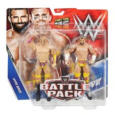 WWE MOJO RAWLEY AND ZACK RYDER FIGURES HYPE BROS BATTLE PACK SERIES 48 FIRST