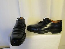 chaussures derbies TOD'S cuir bleu marine 38