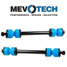For Chevrolet Pair K1500 K3500 Set of 2 Front Sway Bar Links Mevotech MK80631